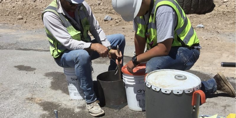 Construction Inspection and Testing